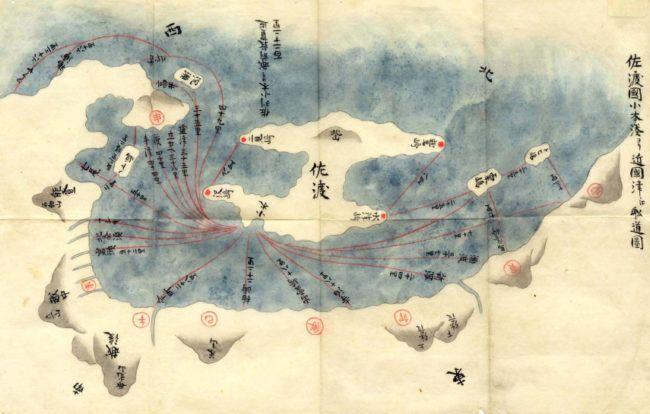 佐渡の芸能は日本の縮図