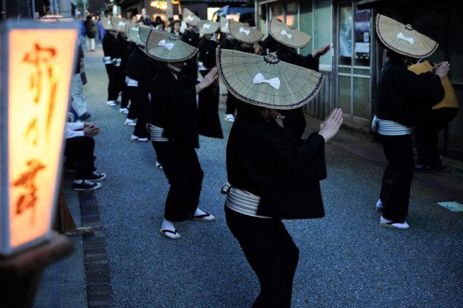 宵の舞(相川音頭流し)
