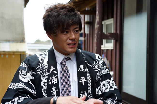 戸田和馬 さん