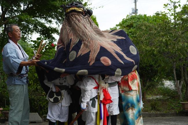 小木町上野の大々神楽